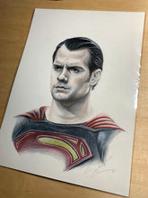 Load image into Gallery viewer, SUPERMAN | HENRY CAVILL/Original