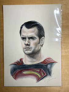 SUPERMAN | HENRY CAVILL/Original