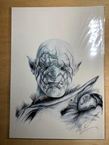 AZOG THE DEFILER/Original
