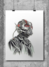 Load image into Gallery viewer, Ant Man by Wil Shrike