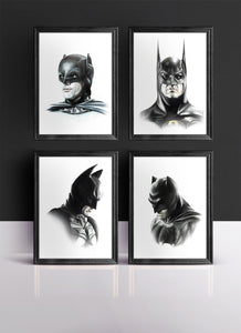 BATMAN | Set of 4