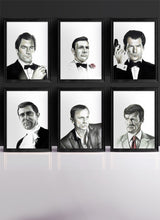 Load image into Gallery viewer, 007 | The BONDS | Set of 6