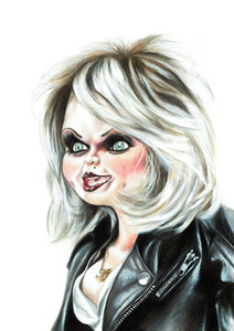 BRIDE OF CHUCKY (Tiffany)