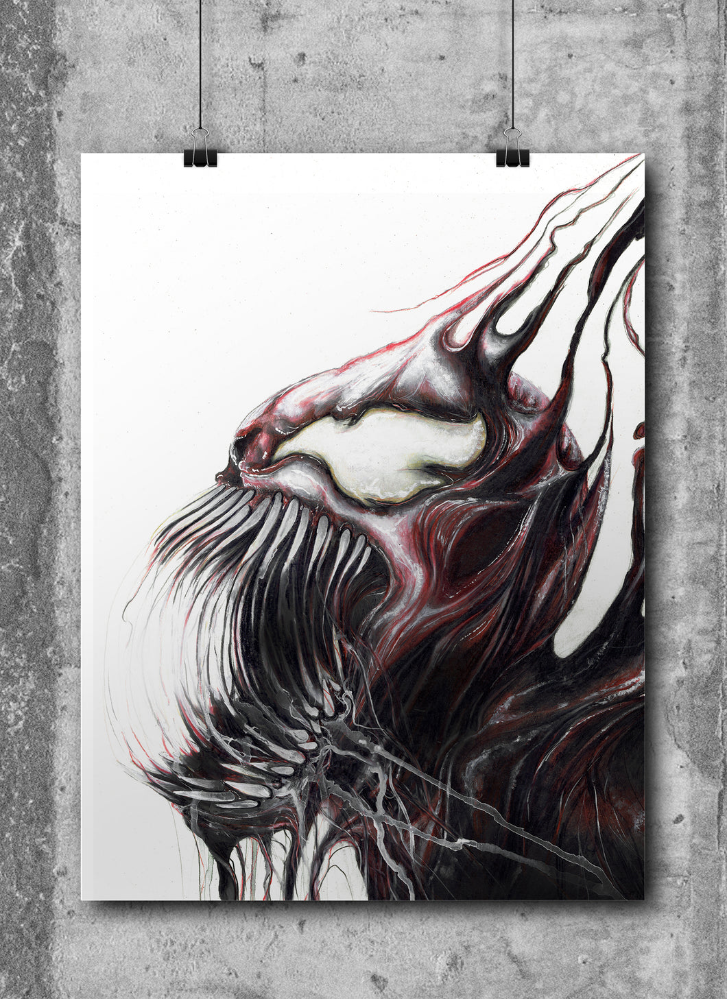 Carnage by Wil Shrike