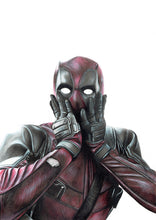 Load image into Gallery viewer, Deadpool | Hand Drawing by Wil Shrike