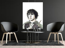 Load image into Gallery viewer, Frodo | Limited Edition | Hand Drawing by Wil Shrike