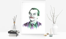 Load image into Gallery viewer, The Joker/Jack Nicholson/Original