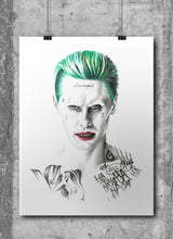 Load image into Gallery viewer, THE JOKER | JARED LETO
