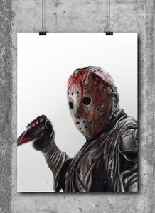 Jason Voorhees/Friday 13th
