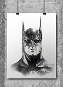BATMAN | MICHAEL KEATON