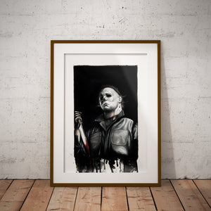 A4 MICHAEL MYERS | Special Edition