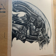 Load image into Gallery viewer, XENOMORPH No 3/Original