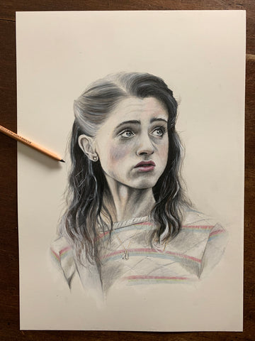 NANCY WHEELER/Original
