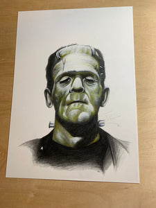 FRANKENSTEIN'S MONSTER | Original