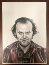 Load image into Gallery viewer, JACK TORRANCE/Original