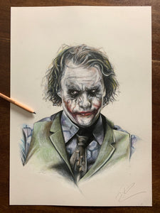 The Joker/Heath Ledger/Original