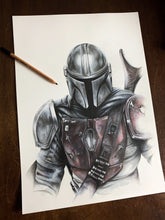 Load image into Gallery viewer, THE MANDOLORIAN/Original