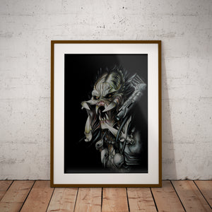 PREDATOR No4/Original