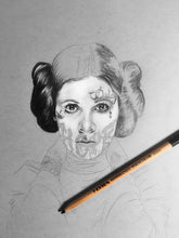 Load image into Gallery viewer, Princess Leia/Original