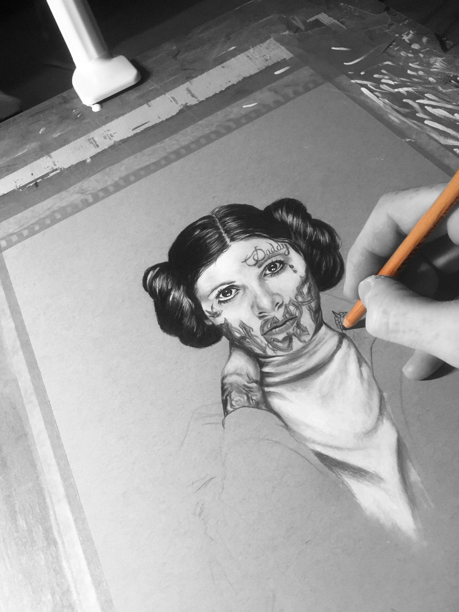 PRINCESS LEIA/Original