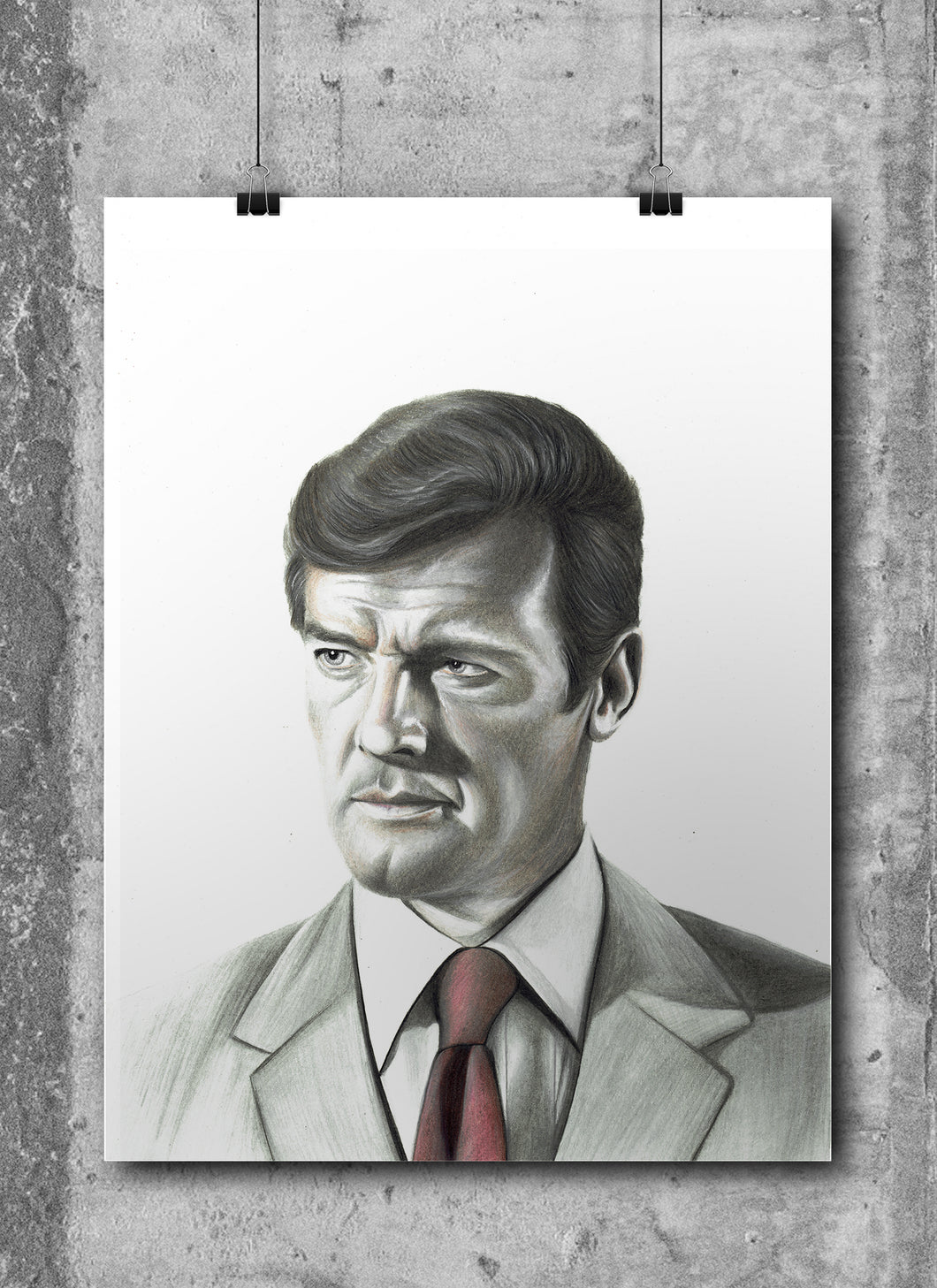007 | ROGER MOORE