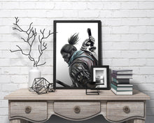 Load image into Gallery viewer, Wolf/Sekiro Shadow Dies Twice