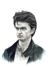 Load image into Gallery viewer, Steve Harrington/Limited Edition/Hand Drawing by Wil Shrike