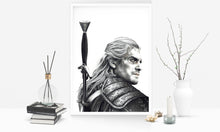 Load image into Gallery viewer, Geralt by Wil Shrike