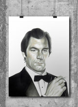 Load image into Gallery viewer, 007 | TIMOTHY DALTON/Original