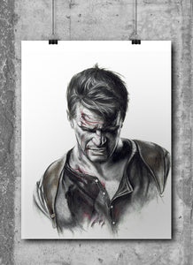 Nathan Drake/Uncharted/Original