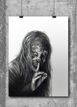 Load image into Gallery viewer, Alpha The Walking Dead by Wil Shrike