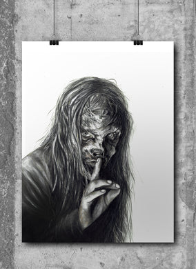 Alpha The Walking Dead by Wil Shrike