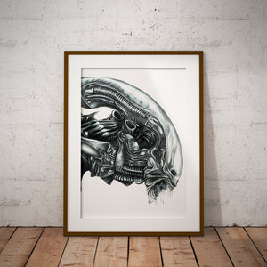 XENOMORPH No 3/Original