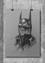 Load image into Gallery viewer, Michael Keaton Batman by Wil Shrike
