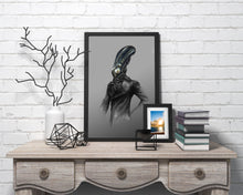 Load image into Gallery viewer, Alien Xenomorph/Art Print