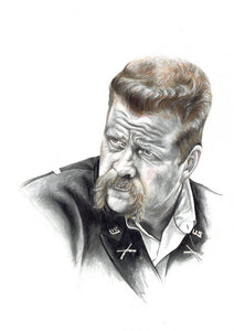 Abraham Ford by Wil Shrike