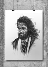 Load image into Gallery viewer, Aquaman by Wil Shrike