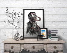 Load image into Gallery viewer, Carnage/Limited Edition/Hand Drawing by Wil Shrike