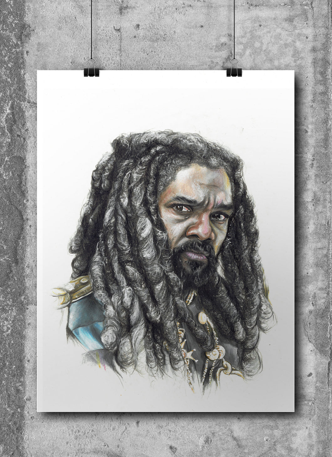 King Ezekiel/The Walking Dead