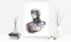 FLASH & ARROW | Set of 2