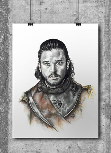 Jon Snow/Game of Thrones