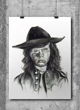 Load image into Gallery viewer, Carl Grimes by Wil Shrike