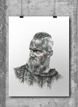 Load image into Gallery viewer, Bjorn Ironside by Wil Shrike