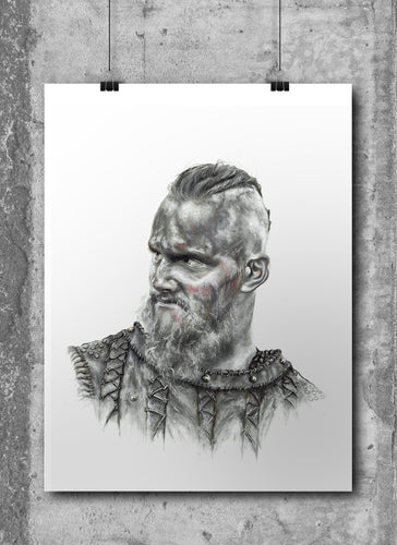 Bjorn Ironside/Vikings