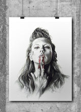 Load image into Gallery viewer, Lagertha/Vikings