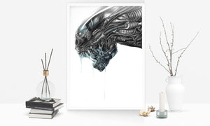 Alien vs Predator/Print Set