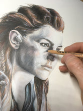 Load image into Gallery viewer, Aloy/Horizon Zero Dawn/Original