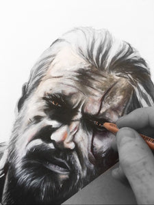 Geralt of Rivia/The Witcher/Original