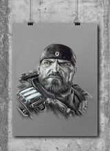 Load image into Gallery viewer, Marcus Fenix/Gears of War