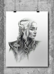 Daenerys Targaryen/Game of Thrones